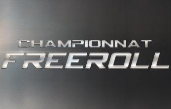championnat freeroll